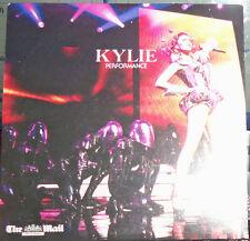 CD - KYLIE MINOGUE - PERFORMANCE - NEWSPAPER PROMOTION (2)