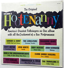 ORIGINAL HOOTENANNY Greatest Folksingers SEALED LP the Limeliters HOYT AXTON