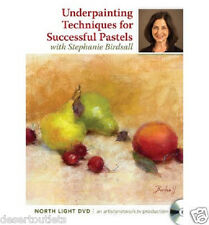 NEW! Underpainting Techniques for Successful Pastels with Stephanie Birdsall [DV