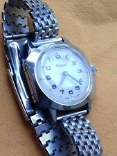 Vintage RARE Men's Mechanical Wrist Watch Raketa РАКЕТА  2601 H USSR FOR BLIND