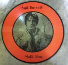 lp 33 giri pic disc picture disk SYD BARRET unico e raro vero affare
