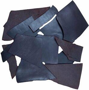 ELW 2 lb,4 lb,6 lb,8 lb,10 lb Scraps 9/10oz (4mm) Cowhide Latig Brown Leather