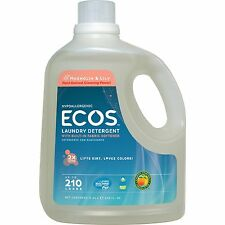 Earth Friendly Products ECOS Liquid Laundry Detergent Magnolia & Lily 2-pack