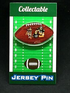 Pittsburgh Steelers lapel pin-Collectible-Super Bowl Champions-Terry Bradshaw