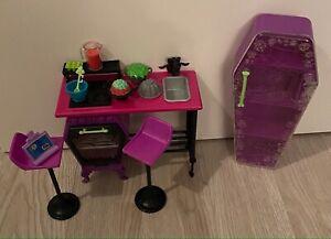 Monster High Sammlung Hauswirtschaft Klassenzimmer TOP!!!