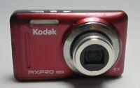 "Kodak FZ53 PIXPRO Digital Camera 16.0 MP 2.7"" 5x OZ 6x DZ Fair Condition"