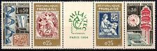 France 1964 StampEx Television Tower Communications Telephone Human rights MNH