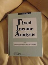 Fixed Income Analysis for the CFA Program - June 2000