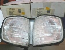 OE 000 820 9021+ 000 820 9121 Mercedes W126 Signal Lamp Front Set Left+Right