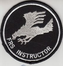 VAW-120 FRS INSTRUCTOR PATCH