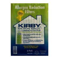 Auktion Original Kirby 6 x Allergen Filter G3 G4 G5 G6 G7 G8 G10 G11 Avalir