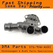 VW Audi 2.0T MK5 Jetta Golf Passat Engine Coolant Thermostat Housing Seal 2006+