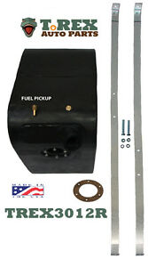 1961-1971 International Harvester Scout 12 gallon RIGHT side fuel tank.