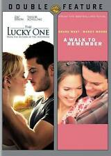 THE LUCKY ONE/A WALK TO REMEMBER NEW DVD