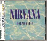 NIRVANA hormoaning (CD, japan, 6 track EP) grunge, alternative rock, very good,