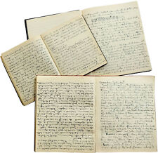 1931 MS Diaries - FEMALE TRAVELS on MERCHANT SHIP - Vancouver and Shanghai Trade