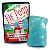 Elf Poop Cotton Candy for Christmas Stocking Stuffers - Cute - Funny - Elves