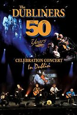 The Dubliners | 50 Years Celebration Concert - NEW SEALED DVD (Irish Folk)