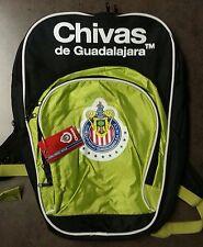 Chivas Guadalajara Mexico Official Back Pack Mochila Soccer Futbol Liga Mx