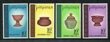 Philippines 1168-1171,MNH.Michel 1040-1043. Arts 1972.Burial Jar,Vessels,Pottery