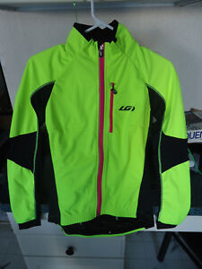LOUIS GARNEAU LT ENERBLOCK WOMEN'S JACKET X-SMALL (XS) BRIGHT YELLOW - $150