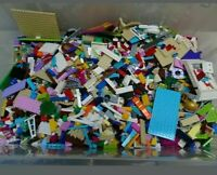 1kg LEGO Friends/Disney Bundle Genuine Spares Bricks Baseplates