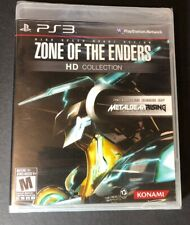 Zone of the Enders [ HD Collection ] (PS3) NEW