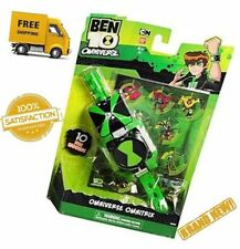 Ben 10 Omnitrix Watch Figures Toys Deluxe Force Action Games Ultimate Kids Ten