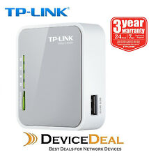 TP-LINK TL-MR3020 Portable 3G/4G Wireless N150 Router