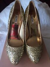 miu miu glitter shoes
