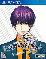 DYNAMIC CHORD feat.Liar-S V edition (Normal Version) - PS Vita Japan
