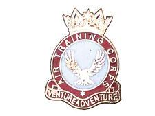 Air Training Corps Lapel Pin Regimental Military ATC Badge
