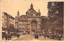 BR32295 Anvers Gare centrale et Avenue de Keyser belgium