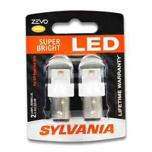 Sylvania ZEVO Parking Light Bulb for Pontiac J2000 Ventura Bonneville 6000 ky