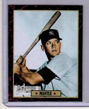 Mickey Mantle '51 New York Yankees rookie Ultimate Baseball Card Collection #1