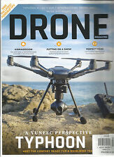 DRONE MAGAZINE,  MAY, 2016    NO. 07   ( A YUNEE PERSPECTIVE TYPOON )