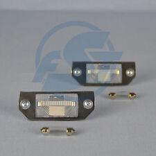 2x Kennzeichenleuchte Ford Focus 2 C-Max Kennzeichenbeleuchtung links rechts NEU