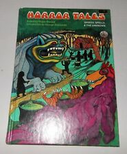 Horror Tales - Spirits, Spells, & The Unknown 1st Printing 1974 Elwood Rare Book