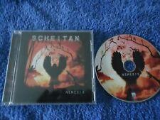 CD- SCHEITAN NEMESIS- 9 TRACK-CENTURY MEDIA- FURY FLOW-PSYCHED-MARIONNETTE------