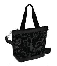 TWIIT Bag medium, CHIC, NERO CAMOSCIATO, Cod. 57621