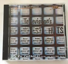 Television's Greatest Hits CD - Vol 7 Cable Ready - Various Artists