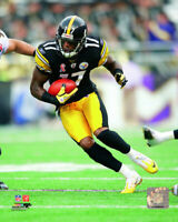 Mike Wallace Pittsburgh Steelers 8 X 10 Photo AANX180 zzz