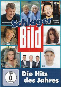Schlager BILD - Die Hits des Jahres | DVD | FSK 0 | Telamo | 2019