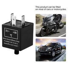 12V 3Polig LED Blinker-Relais Blinkgeber Flasher Blinker Auto Einstellbar HOT