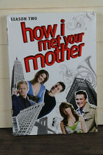 How I Met Your Mother Season 2 DVD NEW & SEALED