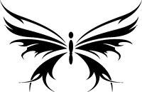 Beautiful Fluttering Butterfly Stencil, 350 micron Mylar not thin stuff #TaT0115