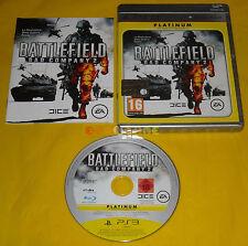 BATTLEFIELD BAD COMPANY 2 Ps3 Versione Ufficiale Italiana Platinum •••• COMPLETO