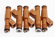 Fuel Injectors for Volvo 98-07 V70/99-04 C70/01-09 S60 2.4L/2.5L I5 1SET=5 PCs