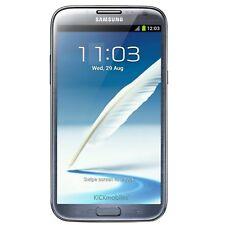 BNIB Samsung Galaxy Note II GT-N7100 16GB Titanium Grey Factory Unlocked 3G GSM