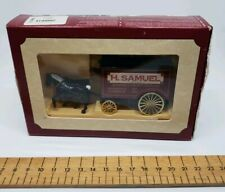 Lledo Horse Drawn Box Van carraige H Samuel Boxed 2966913 days gone
